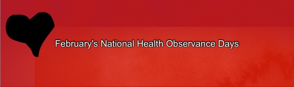 health observances by month 2013   just b.CAUSE